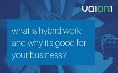 What is hybrid work (and why it's good for your business)?