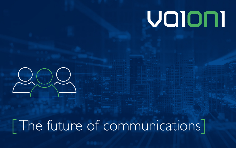The future of communications